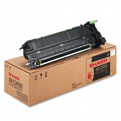 ARC26TBU Toner, 20000 Page-Yield, Black