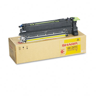 ARC26TYU Toner, 11000 Page-Yield, Yellow