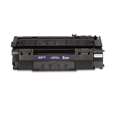 0281036500 Compatible MICR Toner, 2,500 Page-Yield, Black