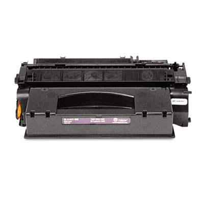 0281037500 Compatible MICR High-Yield Toner, 6,000 Page-Yield, Black