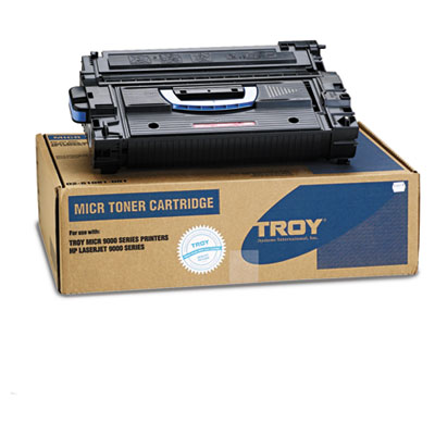 0281081001 Compatible MICR High-Yield Toner Secure, 35,000 Page-Yield, Black