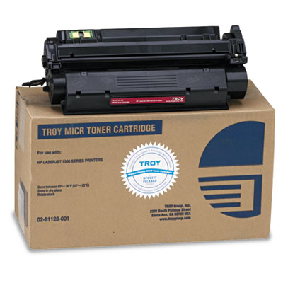 0281128001 Compatible MICR Toner Secure, 3,000 Page-Yield, Black