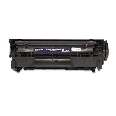 0281132500 Compatible MICR Toner, 2,000 Page-Yield, Black