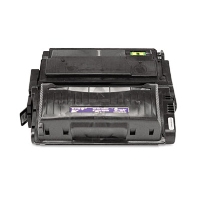 0281136500 Compatible MICR High-Yield Toner, 20,000 Page-Yield, Black