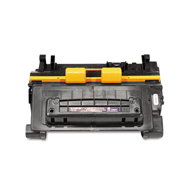 0281300500 Compatible MICR Toner, 10,000 Page-Yield, Black