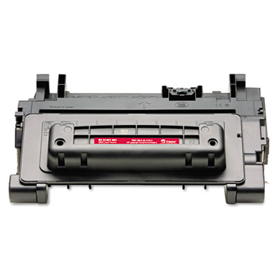 0281301001 Compatible MICR High-Yield Toner Secure, 24,000 Page-Yield, Black