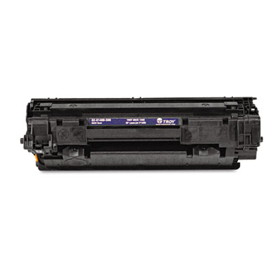 0281400500 Compatible MICR Toner, 2,000 Page-Yield, Black