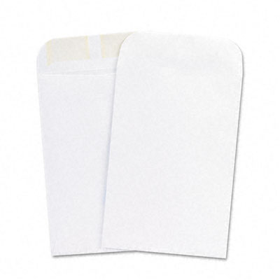 Catalog Envelope, Side Seam, 6 1/2 x 9 1/2, White, 500/Box