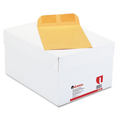 Catalog Envelope, Side Seam, 6 1/2 x 9 1/2, Light Brown, 500/Box