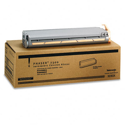 016197600 Toner, 7500 Page-Yield, Black