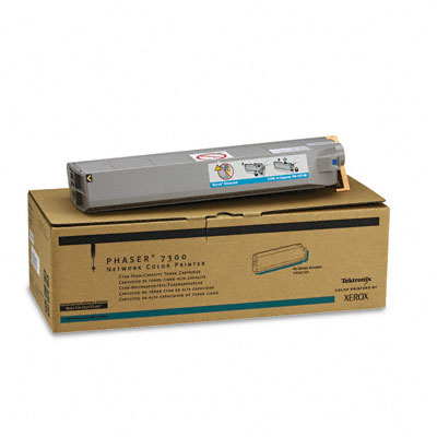 016197700 High-Yield Toner, 15000 Page-Yield, Cyan