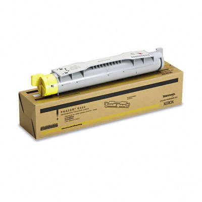016200700 High-Yield Toner, 8000 Page-Yield, Yellow