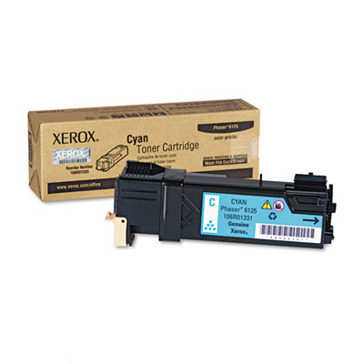 106R01331 Toner, 1000 Page-Yield, Cyan